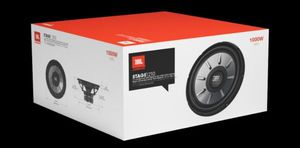 "JBL STAGE 1210 1000W 12"" CAR AUDIO STEREO SUBWOOFER NEW for Sale in San Diego, CA"