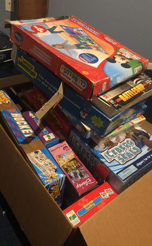 Puzzles and games for Sale in Houston, TX