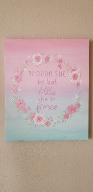 Girl wall art for Sale in IL, US