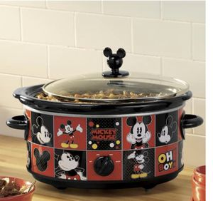 FOR SALE Classic Mickey Slow Cooker for Sale in Jersey City, NJ