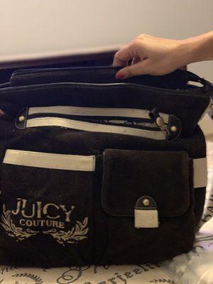 Juicy contour diaper bag set..nice!! for Sale in Cumming, GA