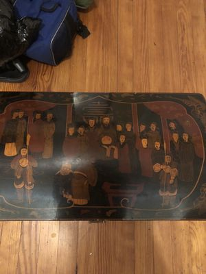 Antique Handmade China trunk for Sale in Alexandria, VA