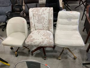 3 rolling office chairs for Sale in La Habra, CA