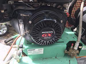 honda gx270 air compressor speedaire for Sale in Hyattsville, MD