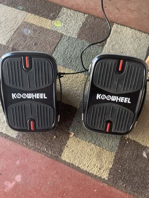 Koowheel Hoover shoes like new for Sale in Fresno, CA