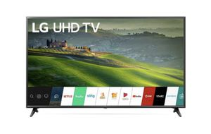 LG 65+ inch TV with LG soundbar for Sale in Columbia, MO