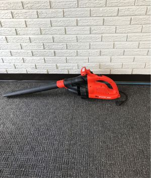 Black&Decker Leaf blower The Leaf Hog for Sale in Inkster, MI