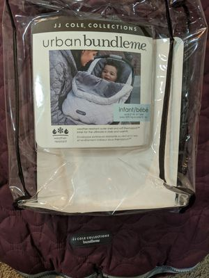 Urban bundle me, car seat baby warmer for Sale in Plano, TX