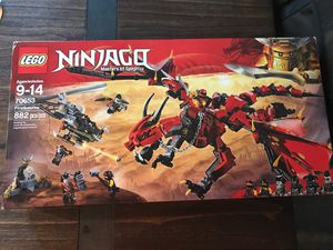 LEGO Ninjago for Sale in West Point, MS