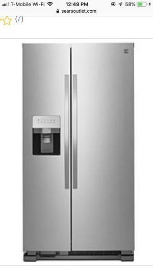 Brand new kenmoore fridge. Doesn't fit my kitchen for Sale in Orlando, FL