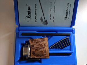 New in box Central Tools Cylinder Bore Gage model 6460 for Sale in Seattle, WA