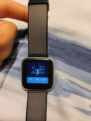Fitbit versa lt for Sale in Spring Hill, FL
