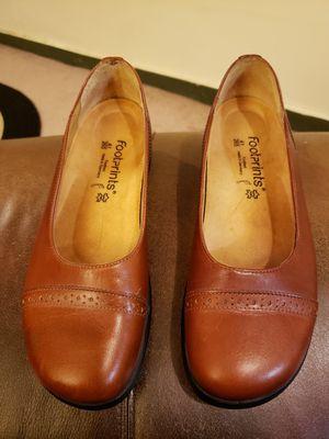 EU 41 Birkenstocks cheastnut leather slip-on loafer for Sale in Seattle, WA