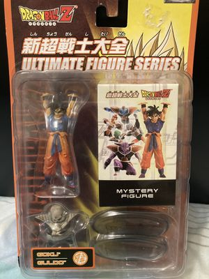 Dragonball z ultimate figure series for Sale in Houston, TX