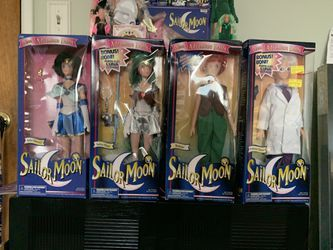 Sailor Moon Doll Lot for Sale in Riverside,  CA