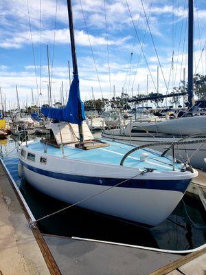 Jensen sailboat for Sale in MONARCH BAY, CA