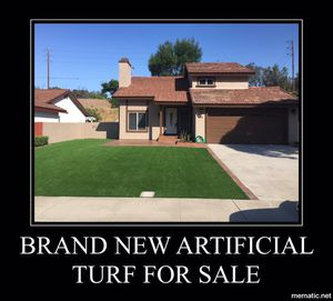 High quality brand new artificial grass/turf!! for Sale in Poway, CA