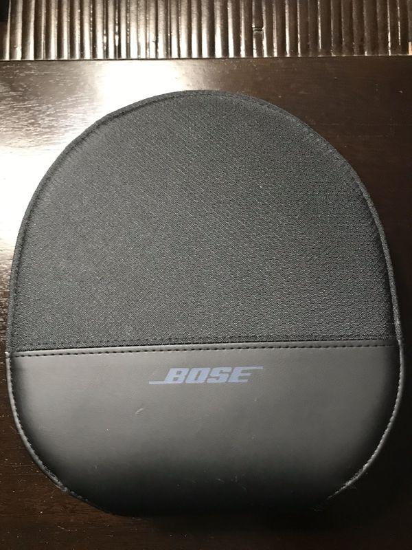 Bose SoundLink Around Ear Wireless Headphones - Black