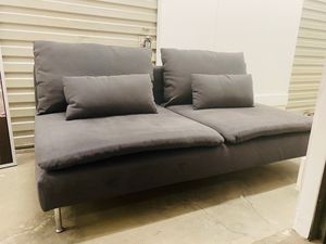 Soderhamn IKEA. Dark Grey Sofa for Sale in Costa Mesa, CA