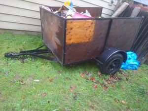 Utility trailer TRADES/OBO for Sale in Portland, OR