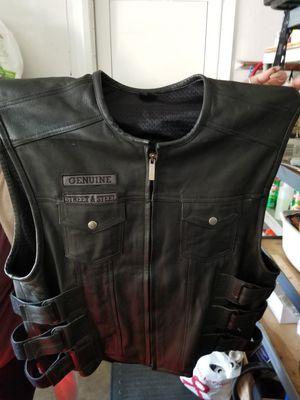 Motorcycle vest 3x street&steel for Sale in Fresno, CA