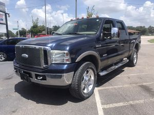 2006 FORD F350 LARIAT (4x4) for Sale in Kissimmee, FL