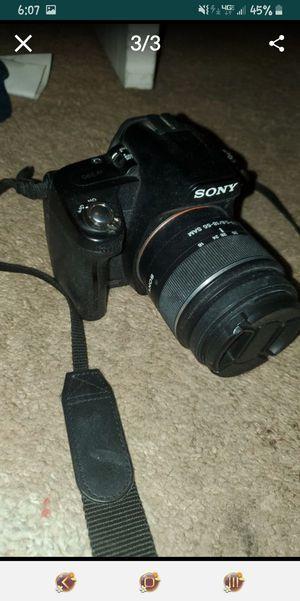 Sony digital camera for Sale in Gilbert, AZ