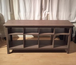 IKEA hemnes tv console shelves for Sale in San Francisco, CA