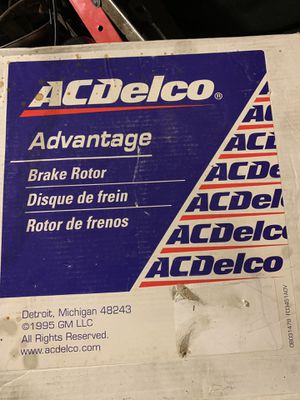 ACDelco Front Brake Disc Rotor (NEW!) for Sale in Austin, TX