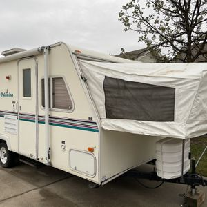 2002 Palomino 22ft Hybrid Slider for Sale in Dallas, TX