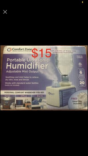 Portable Humidifier for Sale in Baltimore, MD
