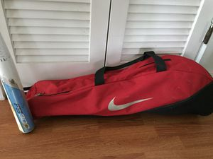 Baseball bat fs300 and bag for Sale in Haines City, FL