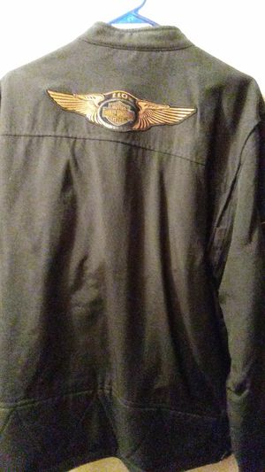 Harley Davidson men's jacket for Sale in Puyallup, WA