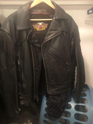 Harley Davidson woman's jacket for Sale in Denver, CO