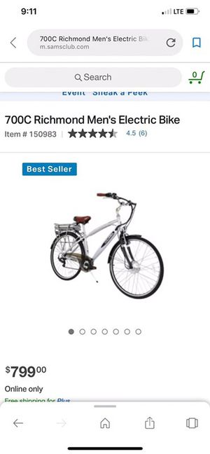 Bicycle electric for Sale in Bell, CA