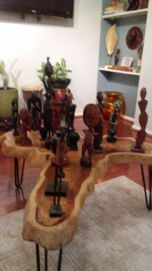 Hand-carved West African statues! for Sale in Durham, NC