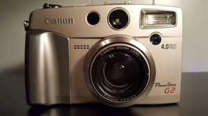 Canon Powershot G2 - Digital Camera for Sale in Temple, TX