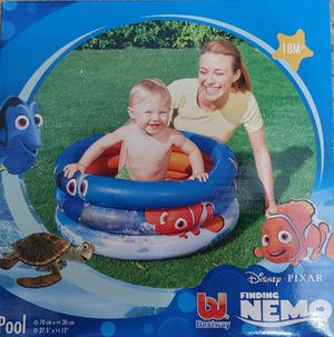 New Nemo baby pool for Sale in Perris, CA