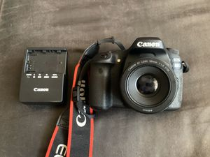 Canon 80D for Sale in Santa Ana, CA