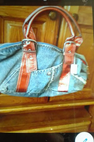 Cute Jean purse for Sale in Ontario, CA