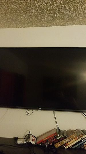 LG webOS TV UJ6300 for Sale in Tempe, AZ