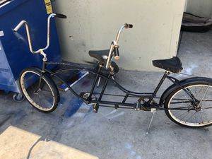 Vintage Schwinn tandem cruiser 24'' for Sale in Huntington Beach, CA