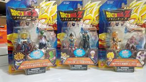 Dragonball z ultimate sparks figures for Sale in Antioch, CA