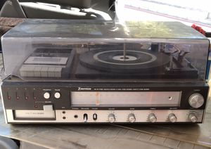 Vintage Emerson am-fm stereo multiplex receiver / 8 track recorder / cassette stereo recorder $125obo for Sale in San Diego, CA