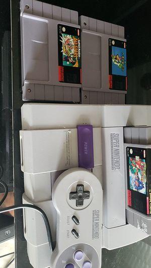 Original super Nintendo for Sale in Tampa, FL