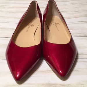 Ivanka Trump red shoes size 11 M for Sale in Port Neches, TX
