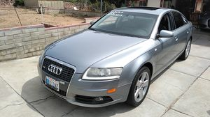 Audi A6 3.2 v6 fully loaded drives likely a dream. I have Carfax /maintenance record. has 8 Bose speakers,6 disc.player for Sale in San Diego, CA