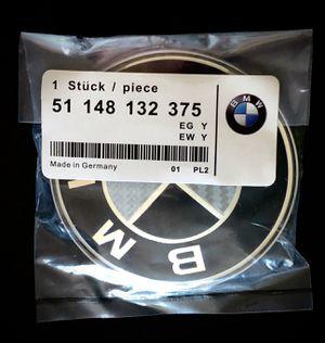 BMW Hood Emblem CSL Carbon badge for Sale in Kent, WA