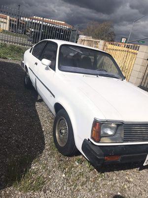 1981 Isuzu I mark diesel car for Sale in Fontana, CA