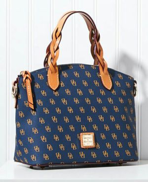 Dooney and Bourke Blakely Celeste satchel for Sale in Hanover, MD